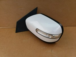 07-09 Mazda CX-9 Door Wing Sideview Mirror W/ Blind Spot Driver Left -LH (8Wire) image 2