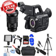 Sony PXW-FS5k XDCAM Super 35 Camera System with Zoom Lens Bundle New! - $5,547.96