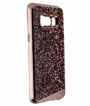 Case-Mate Brilliance Tough Crystals Case for Samsung Galaxy S8 Rose Gold... - $13.51