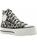 NIB*Converse Chuck Taylor All Star Canvas Platform Sneakers*Cheetah*5.5-11 - $130.00