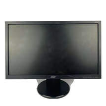 Acer Monitor Model V203HL 20 Inch With Stand Tested And Works - $49.99
