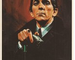 Imagine Dark Shadows Barnabas Collins 5 X 7 Promo Card John Graziano Art