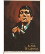 Imagine Dark Shadows Barnabas Collins 5 X 7 Promo Card John Graziano Art - $9.95