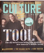 TOOL  on cover of Vegas Weekly Culture insert Jan 16-22, 2020 - $4.95