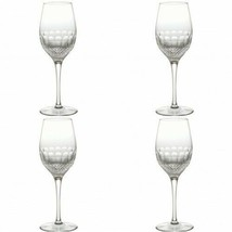 Waterford Crystal Colleen Essence White Wine Four (4) New 147212 - $399.71