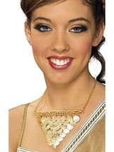 Rubie's Costume Co Gold Coins Necklace Costume - $8.56