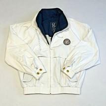 University Connecticut 1999 Basketball National Champions Jacket White Small - $39.99