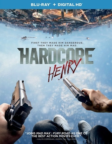 Hardcore Henry (Blu Ray W/Digital)