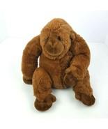 Dakin Applause Plush Gorilla Zachary Monkey Ape Orangutan Stuffed Animal... - $54.45
