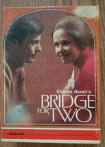 Charles Gorens Bridge For Two Game 1972 Milton Bradley #3200 Complete Excellent - $15.00