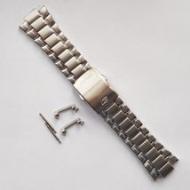 Genuine Replacement Watch Band 27mm Stainless Steel Bracelet Casio EF-32... - $49.60