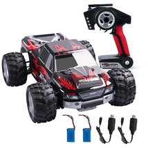 Wltoys 1:18 RC Car 4WD High Speed Off Road Remote Control Car 50km/h 2.4... - $126.50