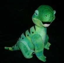 2124 BABY DINOS IN A NEST GREEN DINOSAUR MELISSA & DOUG STUFFED ANIMAL P... - $13.10