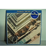 Apple Records The Beatles 1967-1970 On Blue Vinyl Color Uk Edition 2 Disc - $306.99