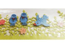 The Paper Studio Birds & Flowers 3-D Border Sticker #1066786 image 2