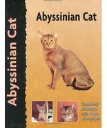 Abyssinian Cat :  Virginia Tidwell :  NEW Hardcover @ZB - $25.95