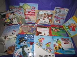 14 Assorted Kids Children's Books 1995-06 Scholastic - $21.77
