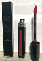 Christian Dior Rouge Dior Liquid Matte Lip Stain 797 Savage Matte - Open... - $32.80