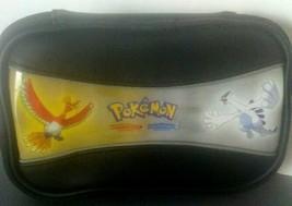 Pokemon Heartgold Soulsilver Nintendo DS Lite Carrying Case Travel Bag P... - $18.81
