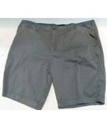 American Eagle Grey Ne(x)t Level Flex Below the Knee Plus Long Shorts Si... - $13.64