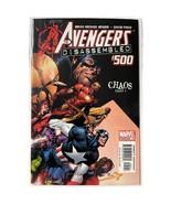 ~Marvel Comics~ The Avengers Vol. 1 No. 500 'Chaos Part 1' - $19.79