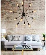 Sputnik Chandelier Dining Room Bedroom Interior Light Fixture Modern Ret... - $127.99