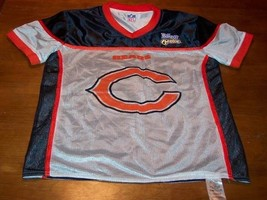 Chicago Bears Reversible Nfl Flag Football Jersey Adult Small - $22.28