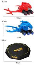 Bugsbot Ignition Basic Dual Battle Play Set Action Figure Battling Bug Toy image 5