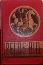Pecos Bill: The Greatest Cowboy of All Time [Hardcover] [Jan 01, 1967] J... - $14.99