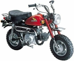 Aoshima 1/12 BIKE Series No.19 HONDA Monkey Z50J-I Model Kit w/Tracking# New - $18.24