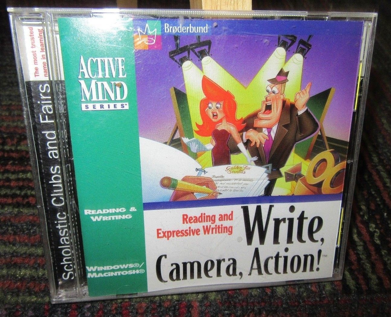 Write Camera Action Pc Cd Rom Game And 50 Similar Items