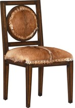 Dining Chair DOVETAIL CAMINO Beige Brown Brown/Beige/Tan - €839,22 EUR