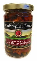 Sun-Dried Tomato Julienne In Oil 8.5 oz