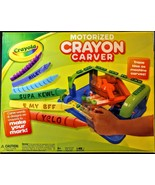 Crayola Crayon Carver With Tracing Tiles, 8 Crayons And Built-In Storage  - $13.85