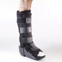 Corflex Lower Leg Fixed Walker - Black - Small - $58.99