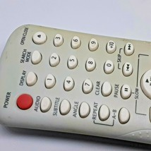 DVD Video Nb050 Remote Control Symphonic Funai Emerson Sylvania Magnavox-TESTED image 2