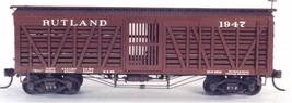 Funaro & Camerlengo HO Rutland Single Deck Stock Car #1940-1999,  Kit 6690 image 2