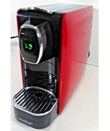 VONSHEF COFFEE CAPSULE MACHINE RED SINGLE SERVE For Nespresso Compatible... - $119.87