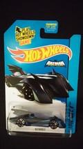 2015 HOT WHEELS Batman Batmobile (Black/Blue) Collectible POP CULTURE / ... - €5,71 EUR