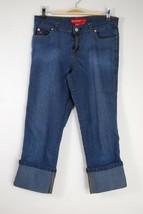 Goddess Trend Cropped Capri Jeans - Size 7/8 Juniors - $12.60