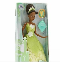 Tiana Classic Doll with Pendant – The Princess and the Frog – 11 1/2'' - $31.65