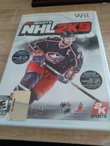 Nintendo Wii NHL 2K9 image 1