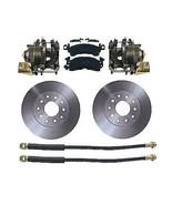 "Ford 9"" Standard Rear Disc Brake Conversion Kit, Universal Ford Cars Rea... - $399.99"