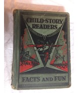 1929-36 Child-story Readers Facts And Fun School Book - $9.49