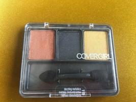 CoverGirl eyeenchancers fard accent eye shadow #119 Dazzling Mettalics - $12.37