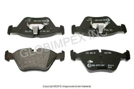 BMW M3 Z4 (2005-2008) Brake Pad Set FRONT ATE + 1 year Warranty - $89.85