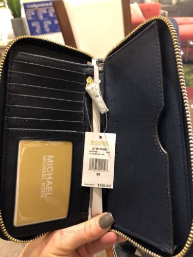94f7354141db S l500 2. S l500 2. Previous. MICHAEL Michael Kors Jet Set Travel Large  Flat Multifunction Phone Case Wallet