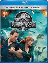 Jurassic World: Fallen Kingdom [3D + Blu-ray + Digital]