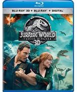 Jurassic World: Fallen Kingdom [3D + Blu-ray + Digital]   - $39.95