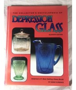 Collectors Depression Glass Encyclopepia 11th Edition Book by Gene Florence - $11.88